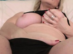 Bigtit blonde milf sucking...